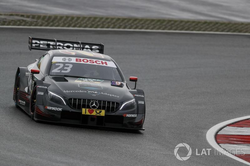 7. Daniel Juncadella, Mercedes-AMG Team HWA, Mercedes-AMG C63 DTM