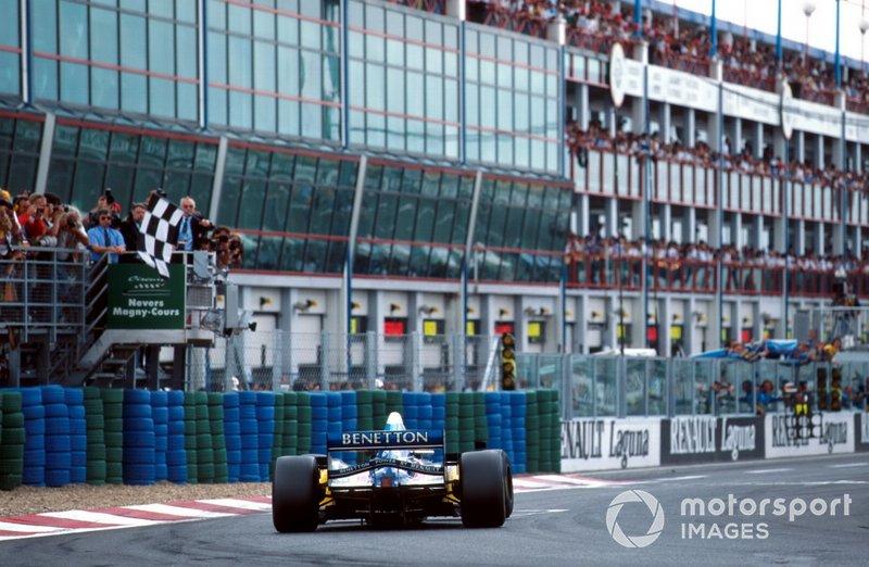 #14 GP de France 1995