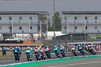 Dennis Foggia, Sky Racing Team VR46, Di Gainnantonio, Lorenzo Dalla Porta, Leopard Racing