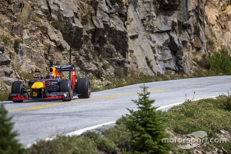Max Verstappen, Red Bull Racing en Colorado