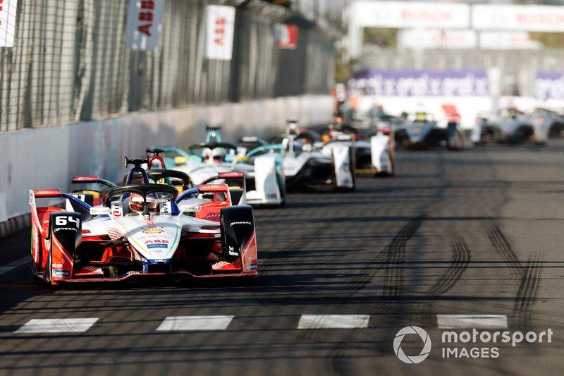 Jerome d'Ambrosio, Mahindra Racing, M5 Electro