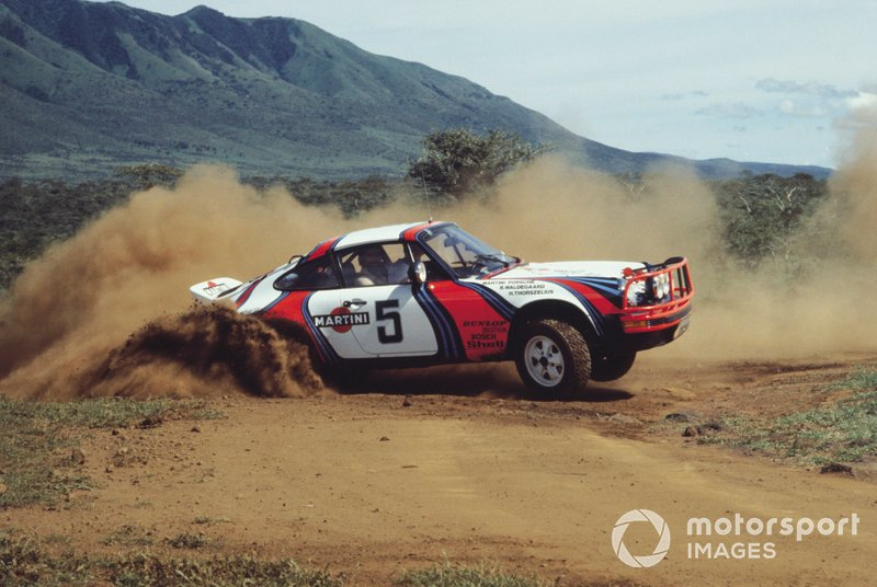 Safari Rally