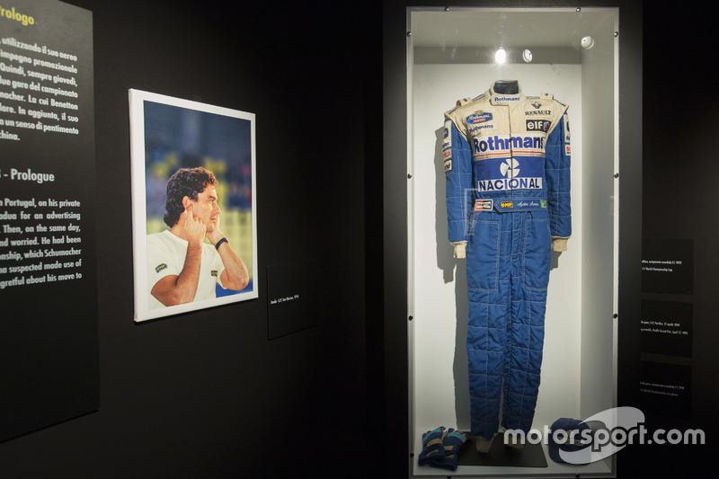 El juego de carreras de Ayrton Senna