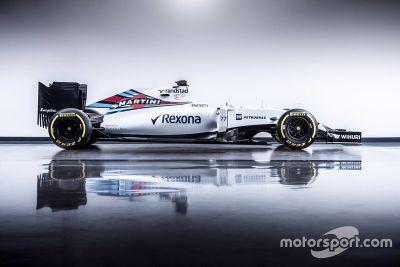 Williams F1 FW38 lansmanı
