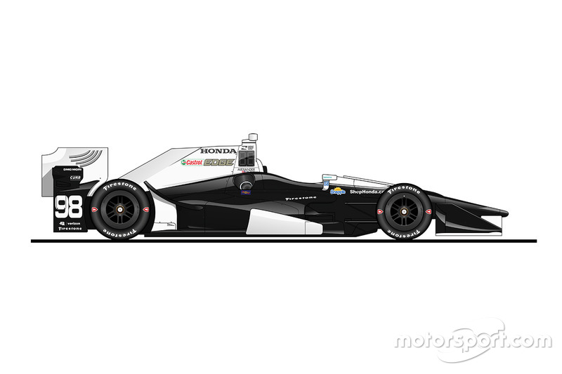 Alexander Rossi, Andretti Herta Autosport, Honda