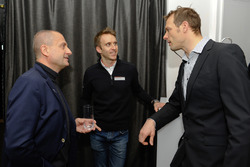 Yannick Dalmas, Timo Bernhard, Alexander Wurz