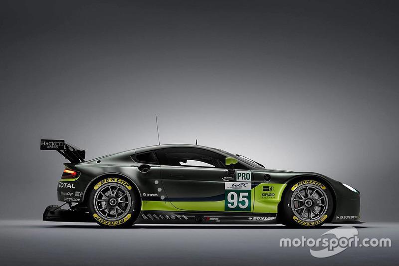 Aston Martin V8 Vantage GTE
