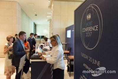 Спортивная конференция FIA 2017