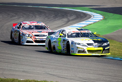 Ulysse Delsaux, RDV Competition, Toyota und Maciej Dreszer, DF1 Racing, Chevrolet