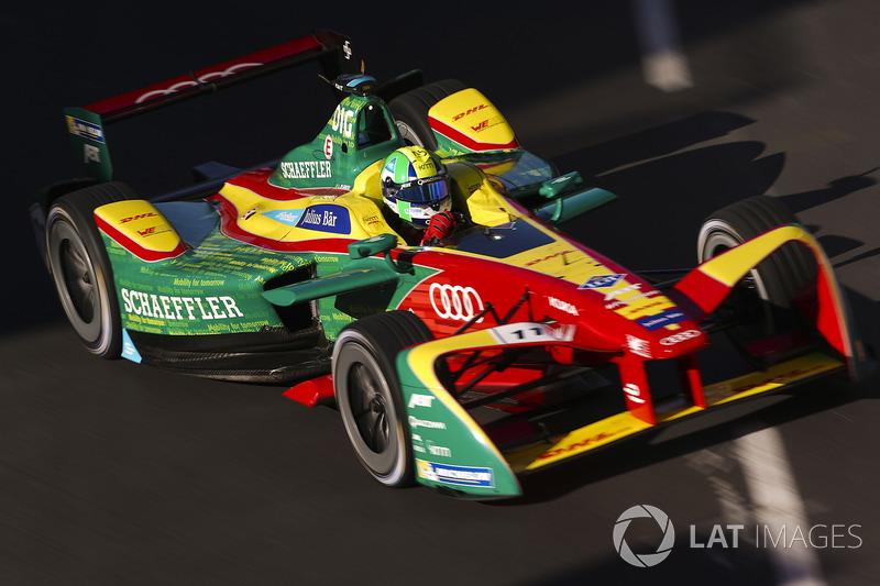 Formel E: Abt Schaeffler Audi Sport, Spark-Abt FE02