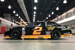 Throwback-Design: Brad Keselowski, Team Penske Ford