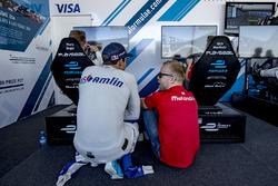 eSports competitions amongst Formula E drivers