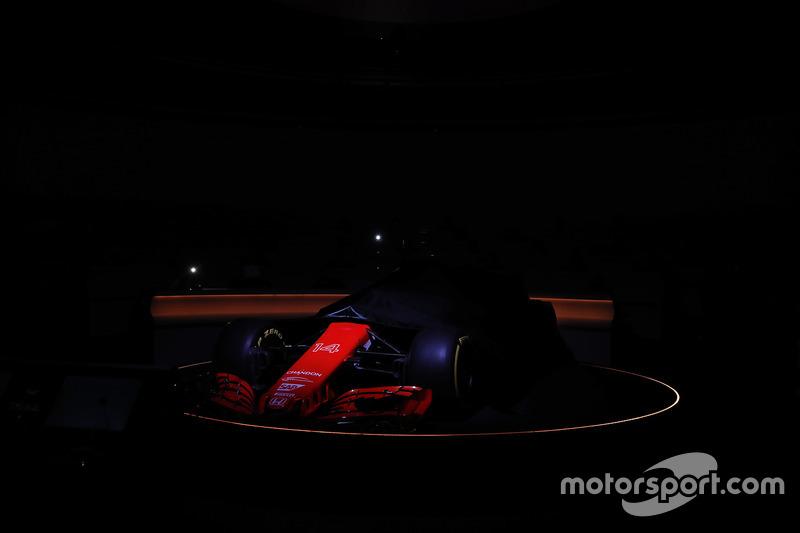 Der McLaren MCL32 wird enthüllt