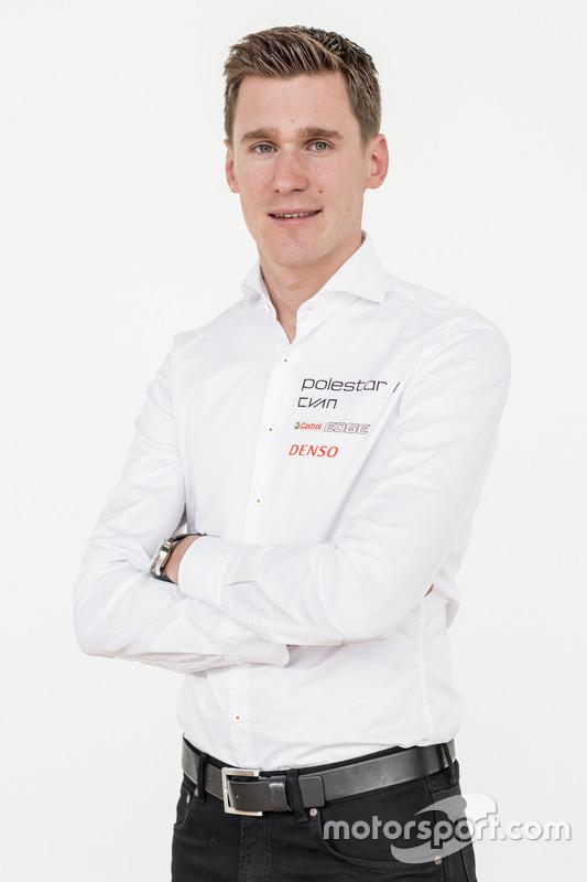 n°63 - Nicky Catsburg, Polestar Cyan Racing