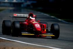 Gerhard Berger, Ferrari 412T1B