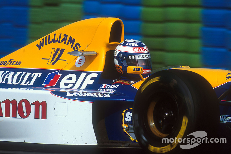 Alain Prost (6 victorias)