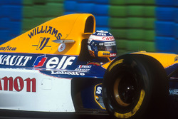 Alain Prost, Williams FW15C Renault