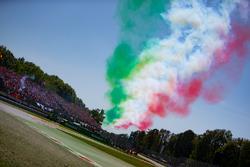 Fly-Over der Italienischen Luftwaffe