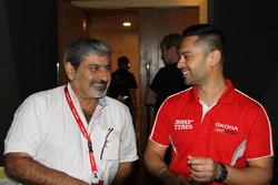 Vicky Chandhok, Gaurav Gill, Team MRF