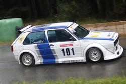 Patrick Vallat, VW Golf 16V, Ecurie des Ordons, 2. Rennlauf