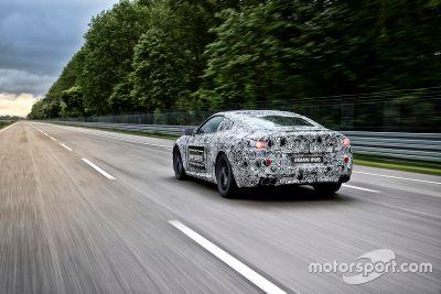 BMW M8, presentazione