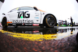 Will Burns, Tony Gilham Racing Volkswagen CC