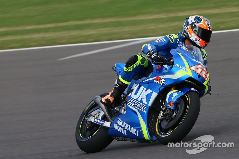 23. Alex Rins, Team Suzuki MotoGP