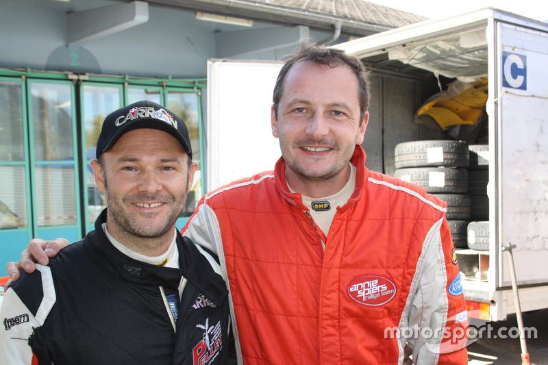 Sébastien Carron et Florian Gonon