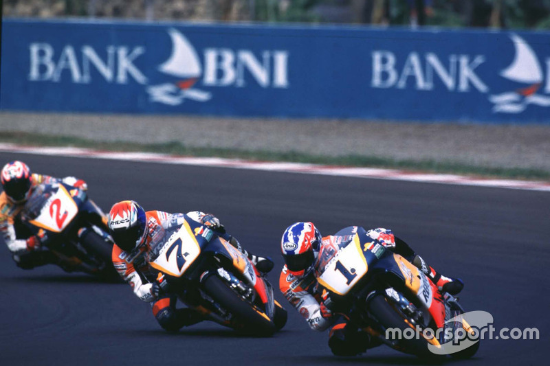 1997 - Mick Doohan, Repsol Honda Team