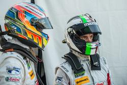 Joel Miller, Marino Franchitti, Mazda Motorsports