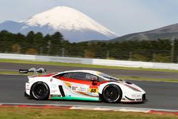 #88 JLOC Lamborghini GT3: Manabu Orido, Kazuki Hiramine, Tsubasa Takahashi