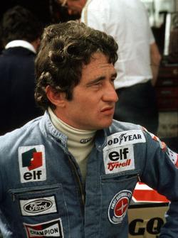 Patrick Depailler, Tyrrell