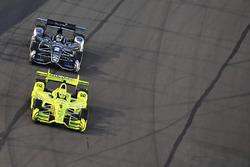 Сімон Пажно, Team Penske Chevrolet, Джозеф Ньюгаренд, Team Penske Chevrolet
