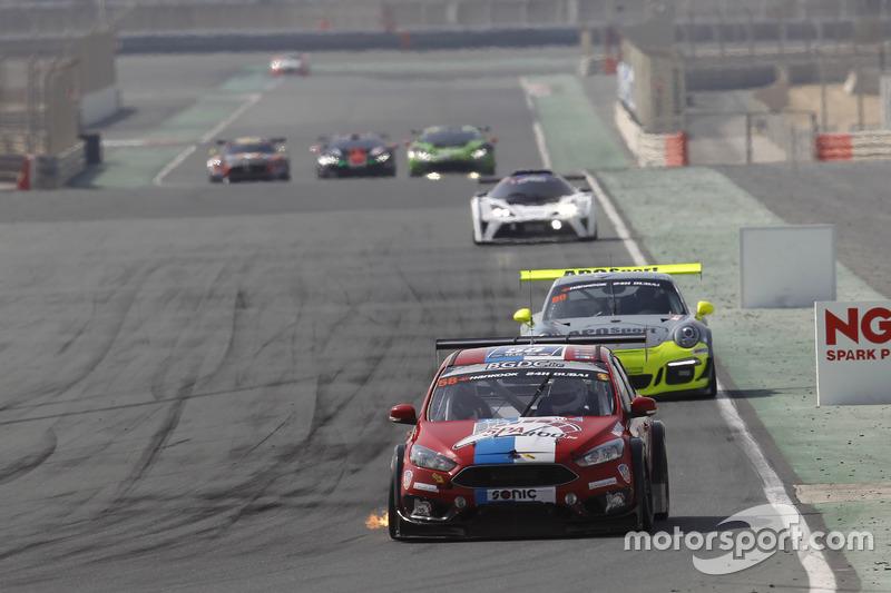 #58 VDS Racing Adventures MARC Focus V8: Raphaël van der Straten, Joël Vanloocke, Grégory Paisse, Pierre Dupont, José Close