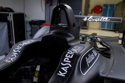 DS Virgin Racing car detail