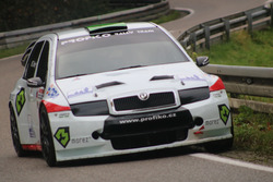 Karel Trneny, Skoda Fabia WRC, Czech National Team