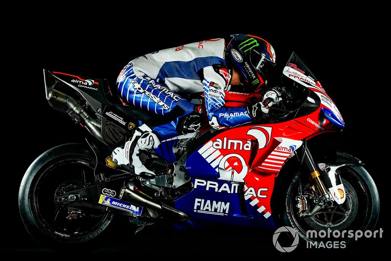 Alma Pramac Racing - Francesco Bagnaia