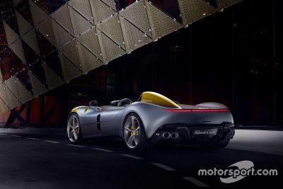 Presentatie Ferrari Monza SP1 en Monza SP2