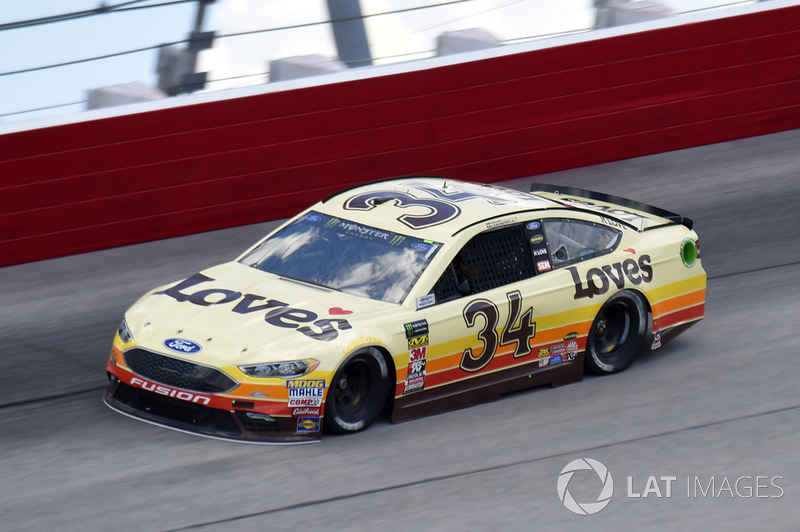 Michael McDowell, Front Row Motorsports, Ford Fusion