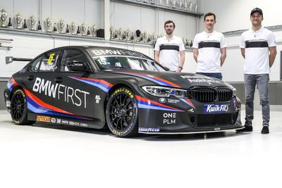 WSR BMW BTCC launch