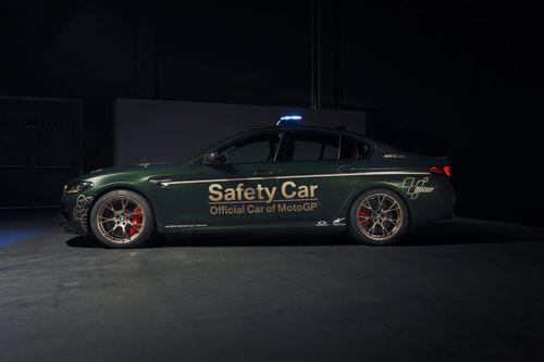 BMW MotoGP Safety Cars