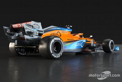 Nouvelle livrée McLaren MCL35