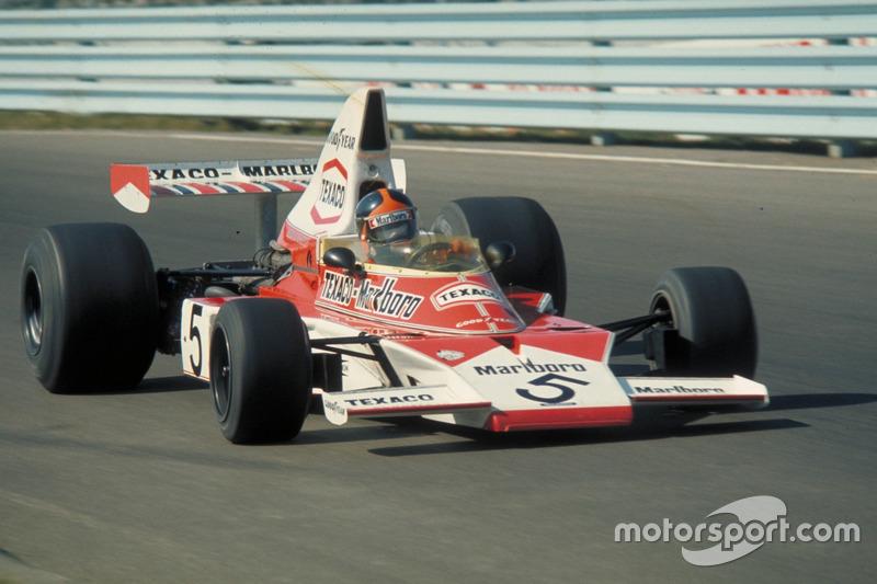 Emerson Fittipaldi (1972, 1974)