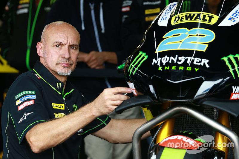 Steve Blackburn, Tech 3 Yamaha