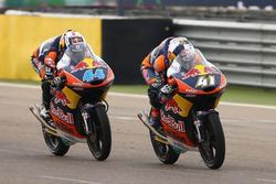 Miguel Oliveira dan Brad Binder, Red Bull KTM Ajo