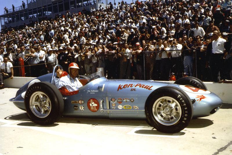 Jim Rathmann (Watson) - Indy 500 1960