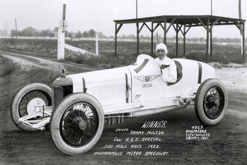 1923: Томми Милтон