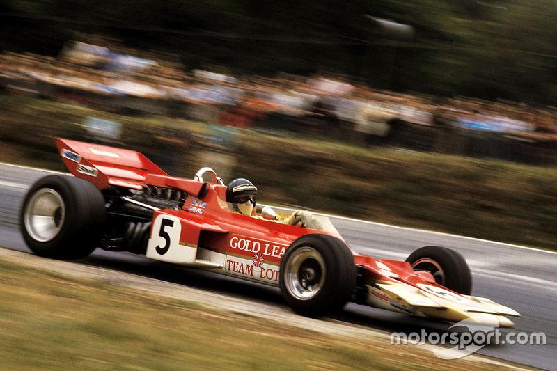 1970: Lotus 72B Ford
