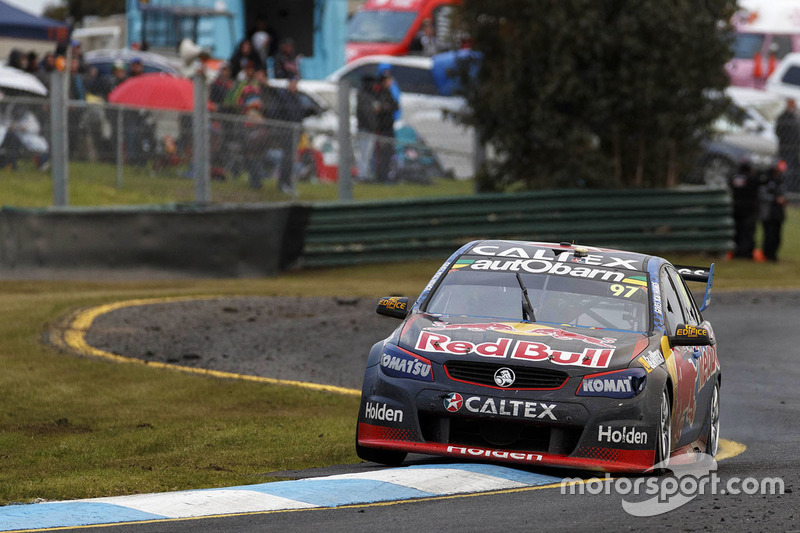 Shane van Gisbergen und Alexander Premat, Triple Eight Race Engineering, Holden