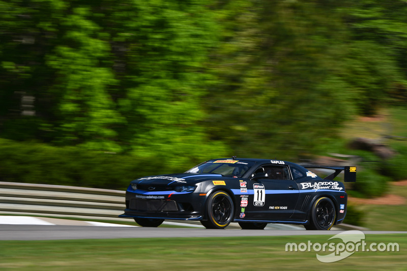 #11 Blackdog Speed Shop, Chevrolet Camaro Z28: Tony Gaples